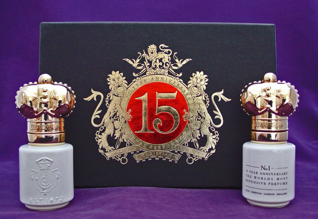 Crown perfumery company london bottles